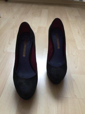 Buffalo High Heels black