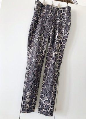 Sisley Drainpipe Trousers multicolored