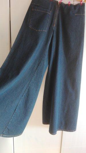 Mega Jeansschlaghose, HIPPY, feines denim - Am 30. April schließe ich meinen Kleiderschrank!!!