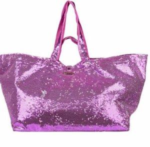 Brasi&Brasi Shopper roze