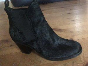 Mega Ponyhaar Boots / Gr.38