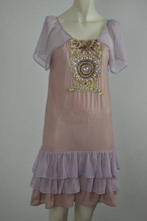 mega schickes Kleid mit Strass original Custo Barcelona, Gr. S