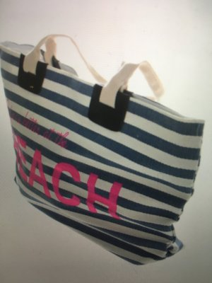 Shopper multicolored
