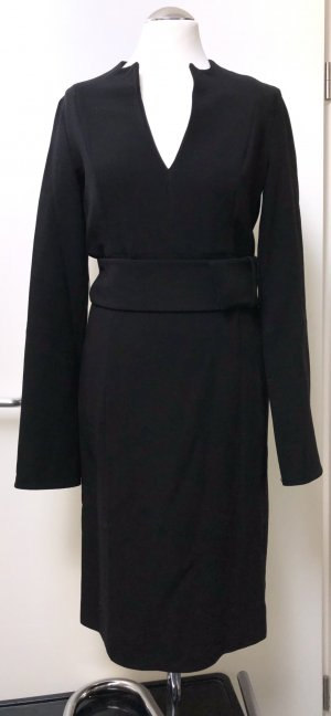 Strenesse Pencil Dress black new wool