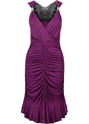 Bodyflirt Empire Dress multicolored