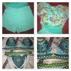 Mega Sommer Strand Outfit 38