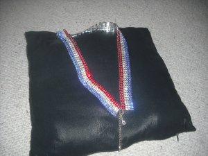 Mega Strass/Zirkonia Gürtel Belt Metallkette Jeans bunt neu 75cm hoher NP