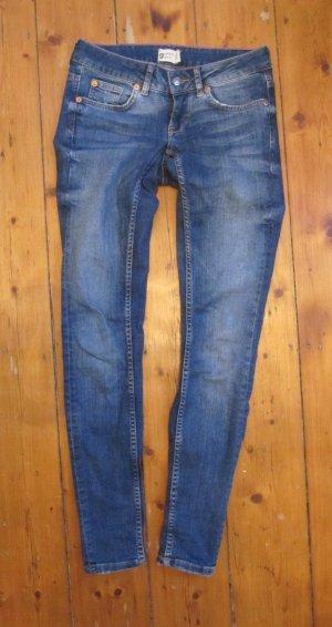 Mega süße Skinny Jeans Gina Tricot Matilda Low in Größe 36 Perfect Jeans