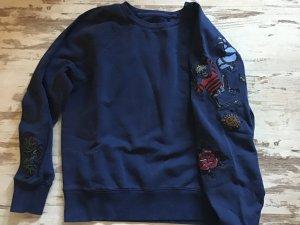 Mega Sweatshirt von Zadig & Voltaire Gr. M