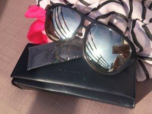 Mega Trend: verspiegelte Sonnenbrille von Jil Sander (NEU)
