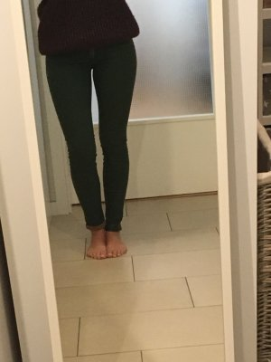 Megacoole Robins Jean Jeans,  Cuir, grün, 26