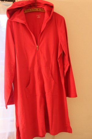 "MEGASale:""Landsend""-Kapuzen-shirt-kleid, Gr.L, Top"