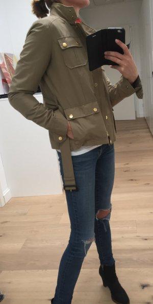 Megastarke Jacke von Woolrich in Größe xs