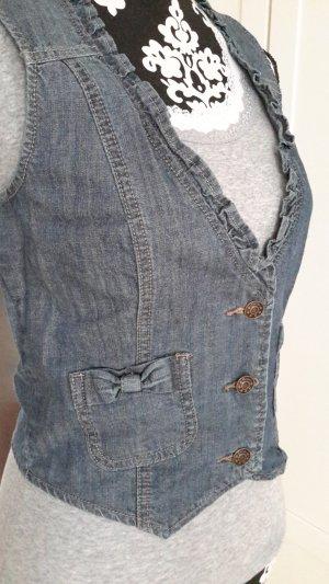 megasüße Jeansweste