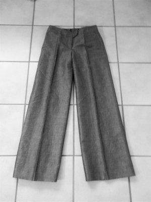 MEGATREND 70er Schlaghose edle stylische Blogger Moss Flared Hose NEU Wide Leg