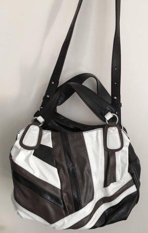 Mehrfarbige Handtasche