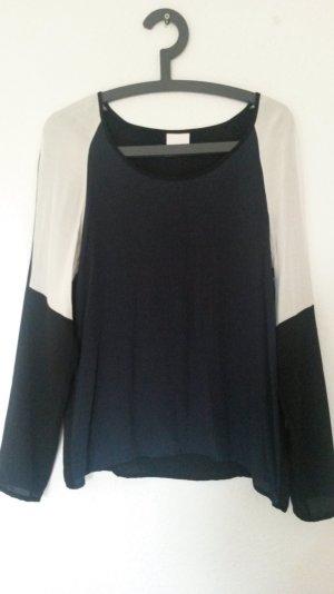 Mehrfarbige lockere Bluse von Vila
