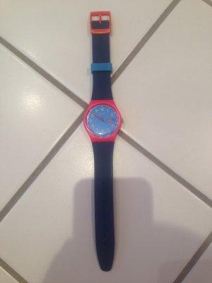 Mehrfarbige Uhr von Swatch