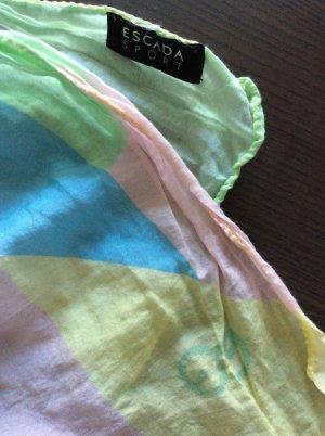 Mehrfarbiges Tuch von Escada Sport