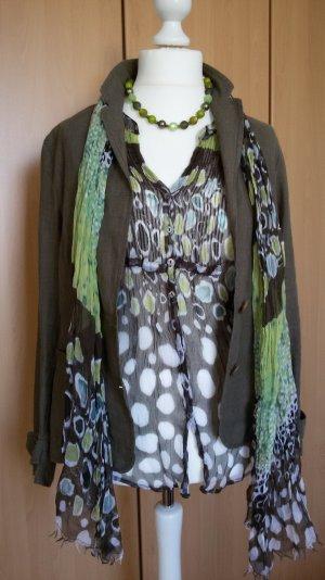 Mehrteiliges Hosenanzug- Outfit von PUBLIC in Größe 40