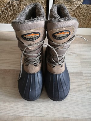 Meindl Snow Boots light brown