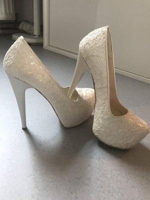 Meine Brautpumps (12cm)
