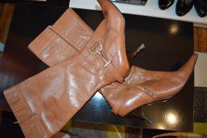 Meine Stiefel Gr. 40 Roberto Botella schönes Braun