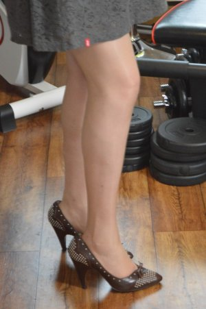 Meine wunderschönen MIU MIU VERO CUOIO Pumps/Heels Gr. 40 1/2