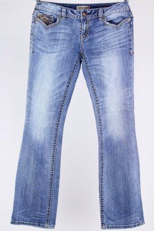 MEK DNM Jeans blau Größe 29/34 1712040430622
