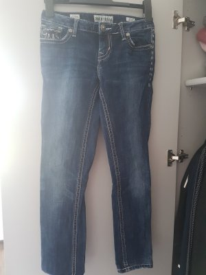 mek dnm jeans hose w27 34l