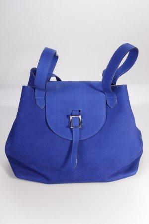 Meli Melo Handtasche Thela Royal Blue Nabuk