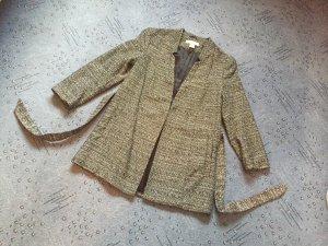 Melierte Jacke von H&M Gr. 34