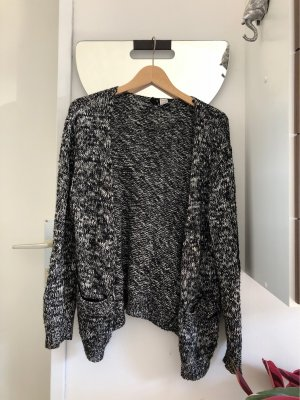H&M Divided Coarse Knitted Jacket multicolored