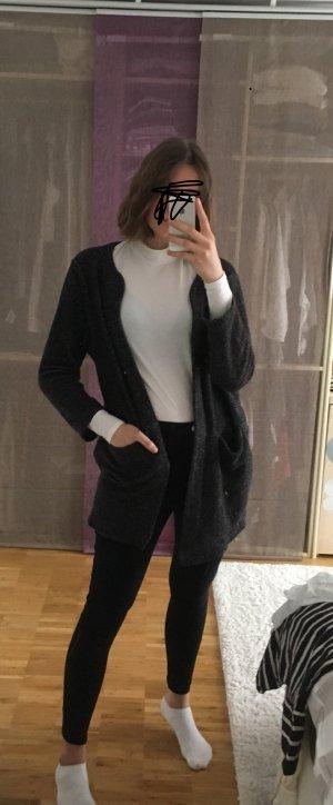Zara Cardigan noir-gris