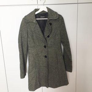 melierter Tweed-Mantel