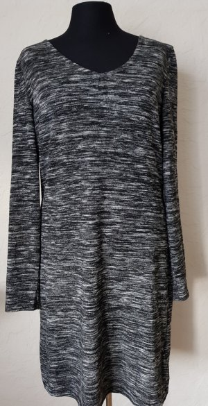 Sweater Dress white-anthracite