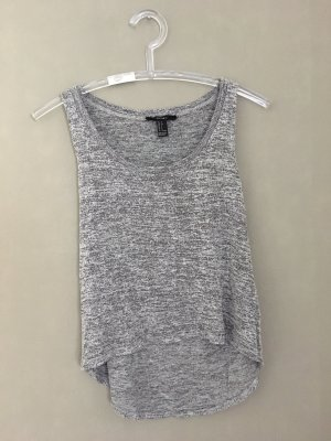 Forever 21 Knitted Top multicolored