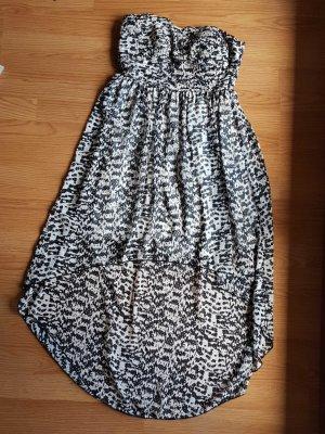Meliertes trägerloses Kleid von VILLA