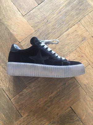Meline Samt- Sneaker 37
