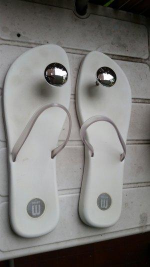 Melissa Flip Flops Gr. 41/42 (US 10)