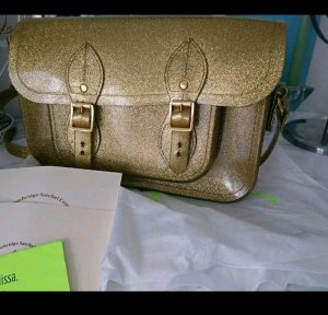 Cambridge Satchel Satchel goud