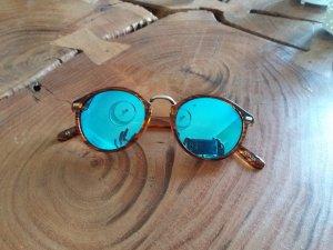 Meller Sonnenbrille mit verspiegelten Gläsern