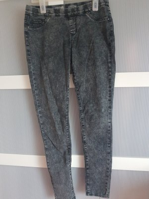 Jeggings black-grey