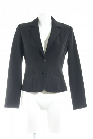Melrose Jerseyblazer schwarz Business-Look