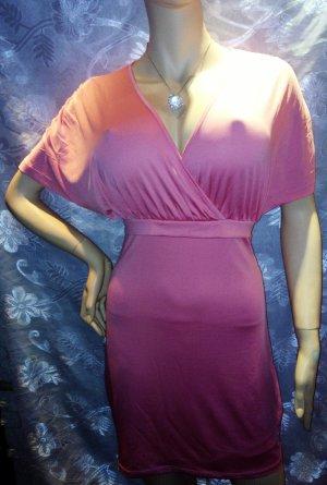 MELROSE Kleid Tunika in gr 42 Farbe Coral
