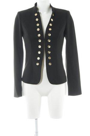 Melrose Long-Blazer schwarz Elegant