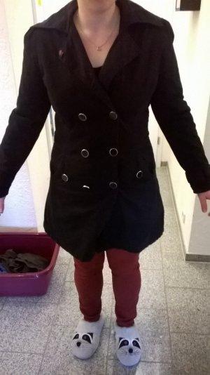 melrose mantel mit Schnürung am Rücken