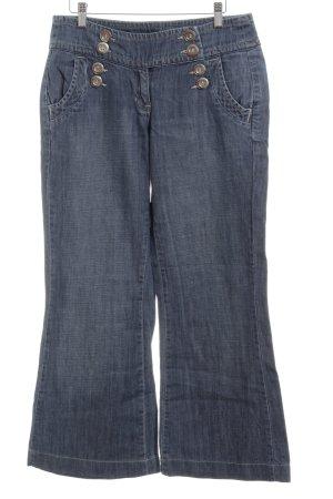 Melrose Marlene jeans blauw casual uitstraling