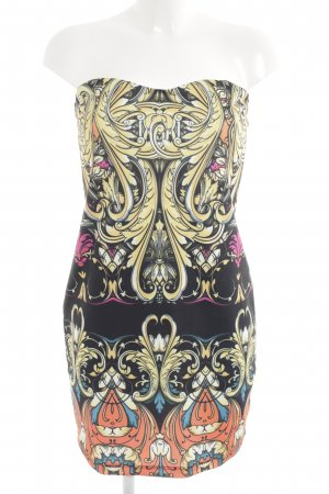 Melrose Tube Dress allover print extravagant style