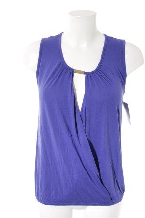 Melrose Trägertop blauviolett Elegant